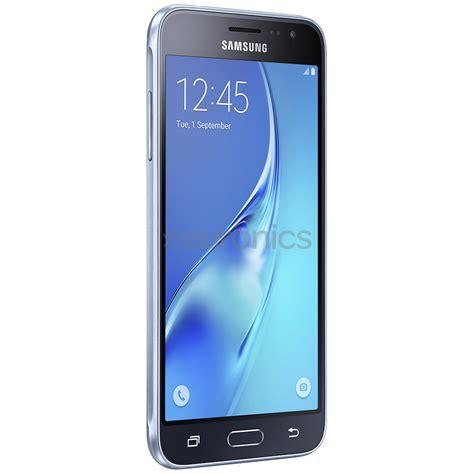 A Samsung Galaxy J3 Smartphone Galaxy J3 2016 Samsung Sm J320fzknseb