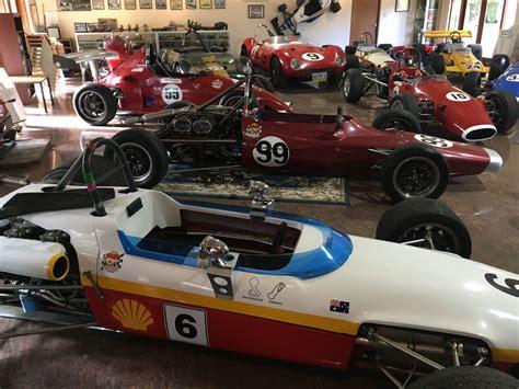 lotus cars address early morning run to the western australian racing museum
