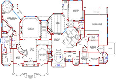 largest house plans biggest house plan ever house plans
