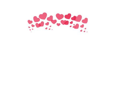 wallpaper tumblr png photobooth hearts transparent tumblr