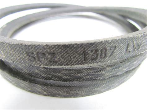 Vbelt V Belt Optibelt Spz 912 optibelt sk spz 1387 v belt spz section 10mm wide 1387mm