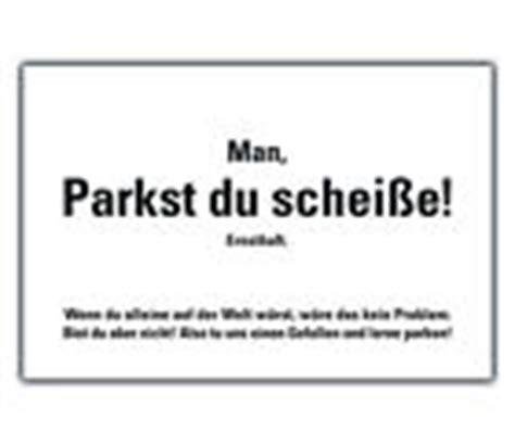 Aufkleber Gegen Falschparker Kaufen by Aufkleber Quot Scheisse Geparkt Quot In Neon Rot Sticker Gegen