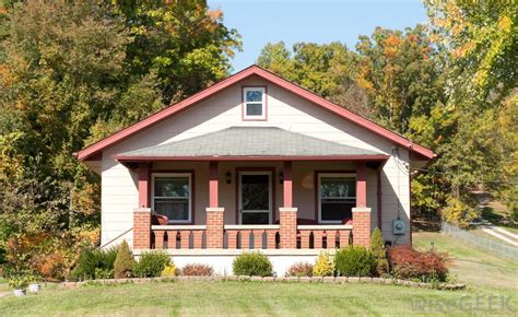 what is a bungalow style home with pictures