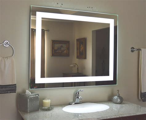 vanity mirror with lights amazon bathroom mirrors with led lights
