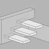 treppe auftrittsbreite treppenstufe