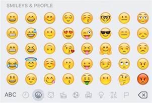 hoe emoji ios 9 1 includes new emojis