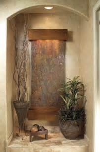 indoor wall fountains modern indoor fountains other