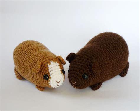 Pattern Crochet Guinea Pig | guinea pig combo pack knitting patterns loveknitting