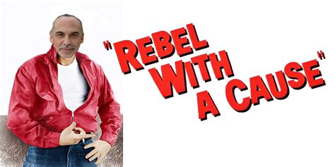 The Rebel With A Cause by Dr Stu S Podcast 75 Rebel With A Cause Dr Stu S