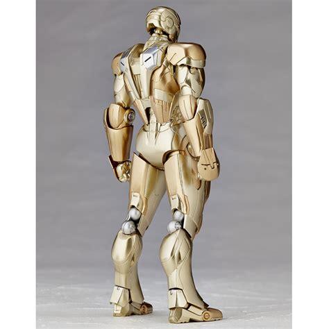 Sci Fi Revoltech Iron Xxi Midas Armor 1 Revoltech Iron Xxi Midas Armor Collectiondx