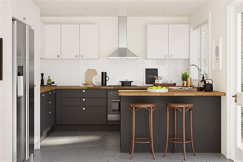 What's the right kitchen layout for me?   kaboodle kitchen