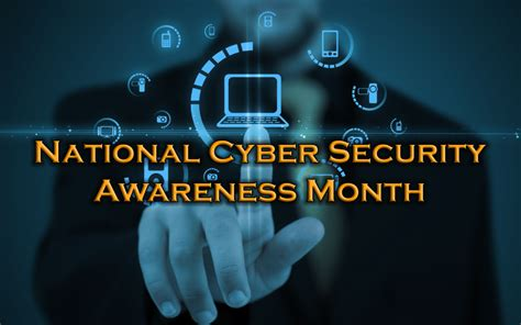National Mba In Cyber Security by National Cyber Security Awareness Month Neocertified
