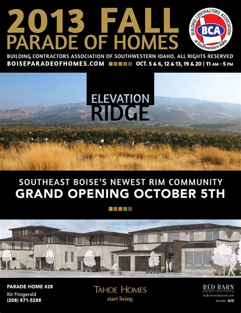 Home Design Store Biltmore Way by Parade Of Homes Fall 2013 By Idaho Statesman Issuu