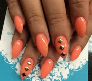 15 pointy nail ideas you must have pretty designs