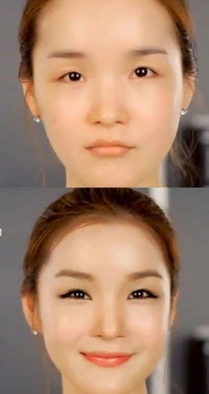 tutorial make up ala korea before after singpost quest for amusement home improvement series