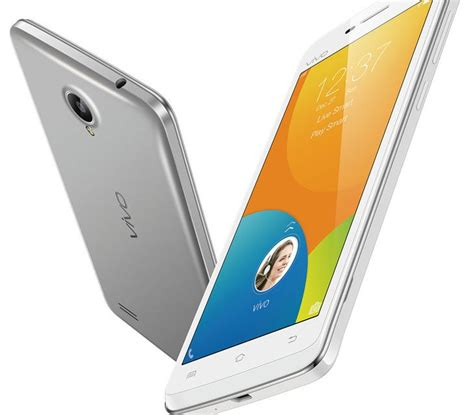 Hp Vivo Ram 1gb vivo y25 with android 5 lollipop 1gb ram launched in