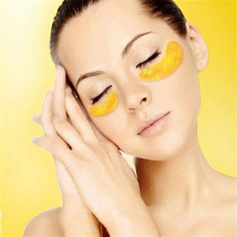 Collagen Gold Eye Mask collagen eye mask patches set of 10 changing products