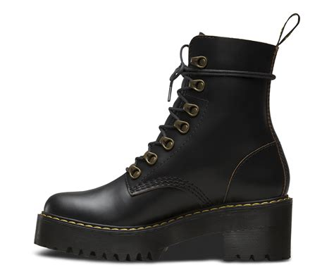 Dr Martens Boots 8217 leona vintage smooth s boots official dr martens store