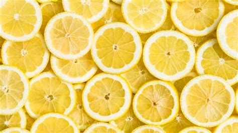 evidence based health benefits  lemons