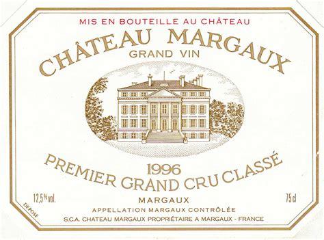 wine amp cork wine label driving tour of bordeaux wine labels