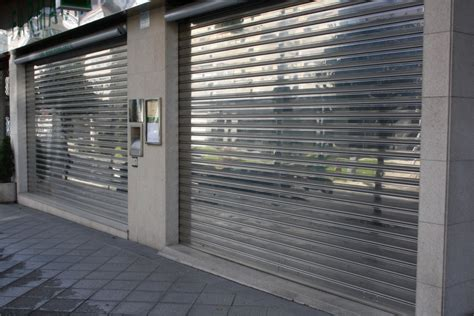 persianas metalicas persianas met 225 licas galvanizado y acero inox perfiles