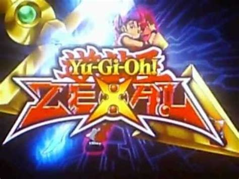 theme song yugioh yu gi oh zexal theme song season 1 take a chance youtube