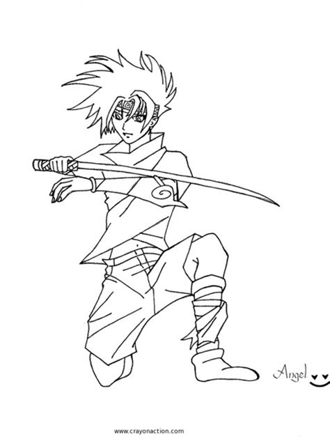 coloring page ninja free coloring pages of real ninja