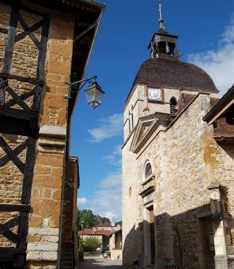 Wandelgids L Ain Du Revermont Formation Lyon Bourg En Bresse Meillonnas Rh 244 Ne