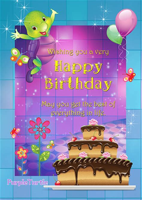 Magical Birthday Wishes! Free Birthday Wishes eCards