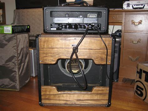 guitar speaker cabinet build gideond s mind in mayhem