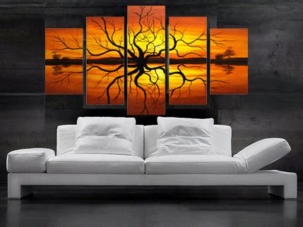 canvas home wall decor ideas