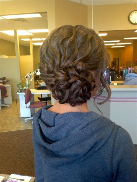 homecoming updo hairstyles on