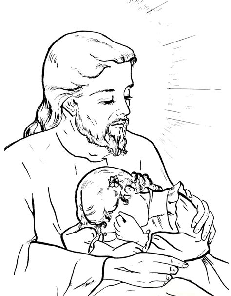 coloring page guardian angel prayer guardian angel prayer coloring page coloring pages