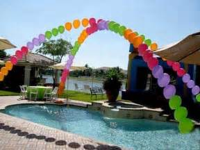 pool decoration ideas decorating for a pool pool decoration ideas