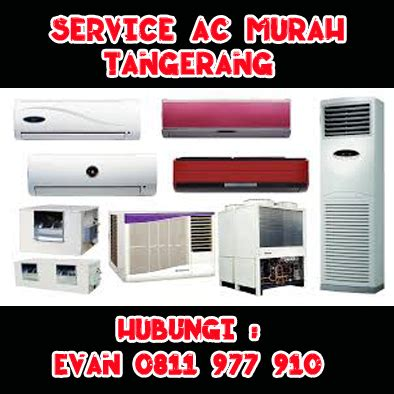 jasa service ac murah  cipondoh tangerang
