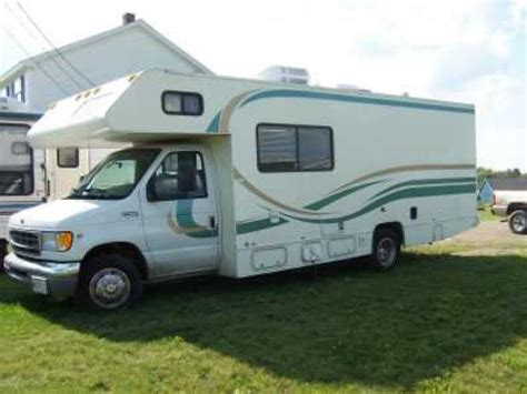 THIS ITEM HAS BEEN SOLD Recreational Vehicles Class C Motorhomes 2000 Fleetwood Tioga Located
