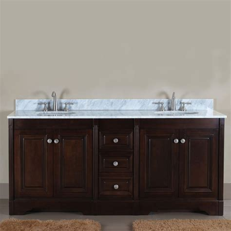 73 inch bathroom vanity austen 73 inch double sink vanity set