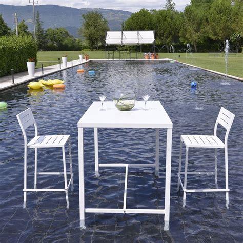 table metal exterieur rig72th pour bars et restaurants table d ext 233 rieur haute