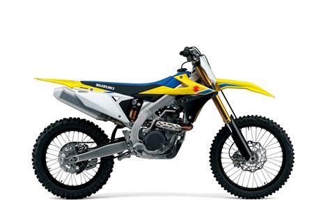 suzuki motocross suzuki announce 2018 rm z450 details mcn