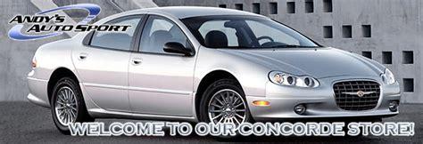 98 Chrysler Concorde by Chrysler Concorde Parts Concorde Sport Compact Car Parts