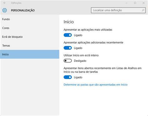 tutorial windows 10 como usar tutorial windows 10 5 dicas para usar melhor o menu iniciar