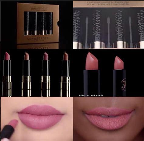 beverly mini matte lipstick set makeup