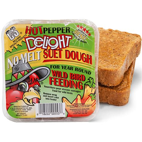 duncraft com hot pepper delight suet cakes