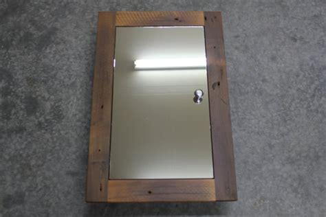 shaker style recessed medicine cabinet rustic reclaimed cedar medicine cabinet or spice cabinet in