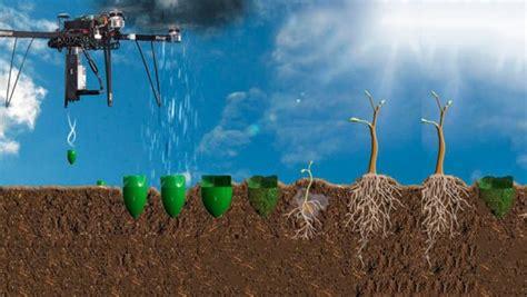 drones plantadores de arboles reforestar 36 000 225 rboles diarios es posible con este dron