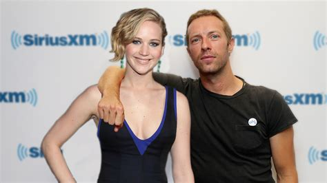 chris martin and jennifer jennifer lawrence and chris martin dating rumors youtube