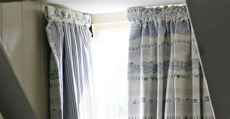 dormer window curtain rails 76 best curtain poles images on pinterest curtains