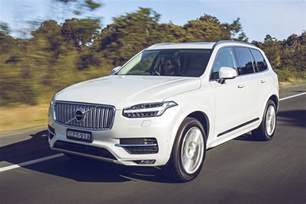 Reviews On Volvo Xc90 2016 Volvo Xc90 Review Caradvice