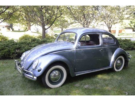 Beetle Volkswagen For Sale 1957 volkswagen beetle for sale classiccars cc 1026516