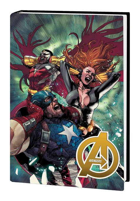 libro avengers by jonathan hickman apr150912 avengers by jonathan hickman hc vol 02 previews world
